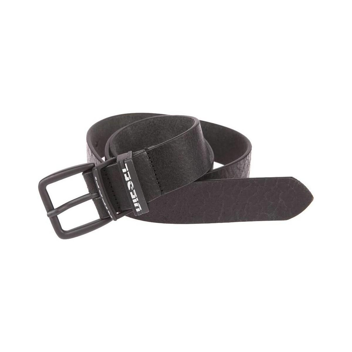 7db10b775b2 Lyst - - accessoires de mode hommes Ceinture en Noir DIESEL pour ...