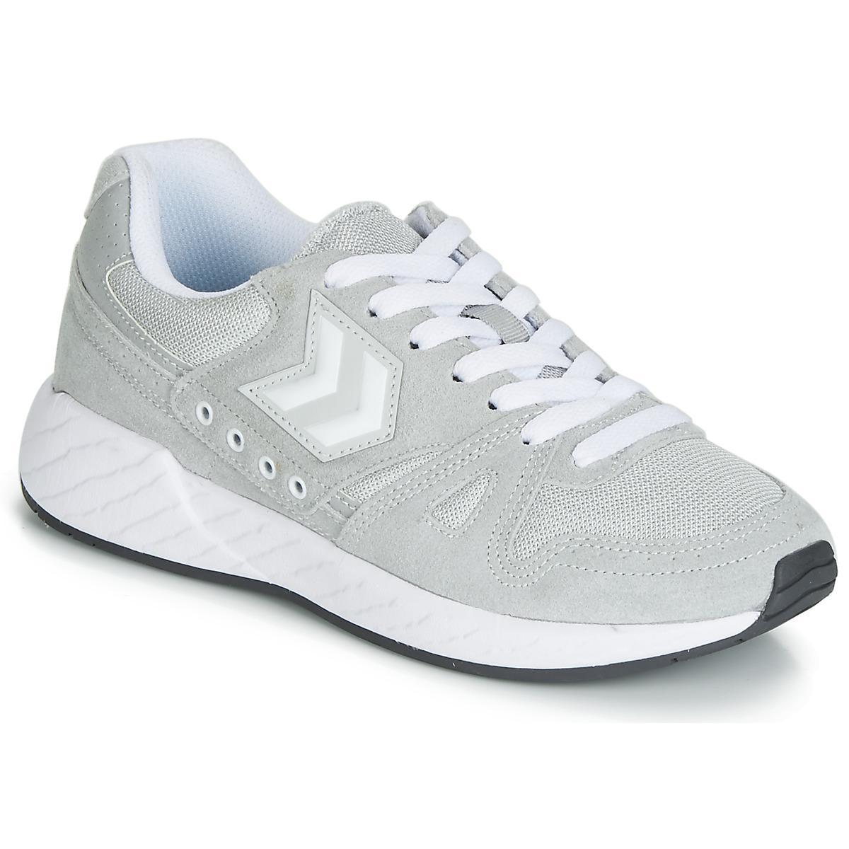 278fabaf9193 Hummel Legend Marathona Men s Shoes (trainers) In Grey in Gray for ...