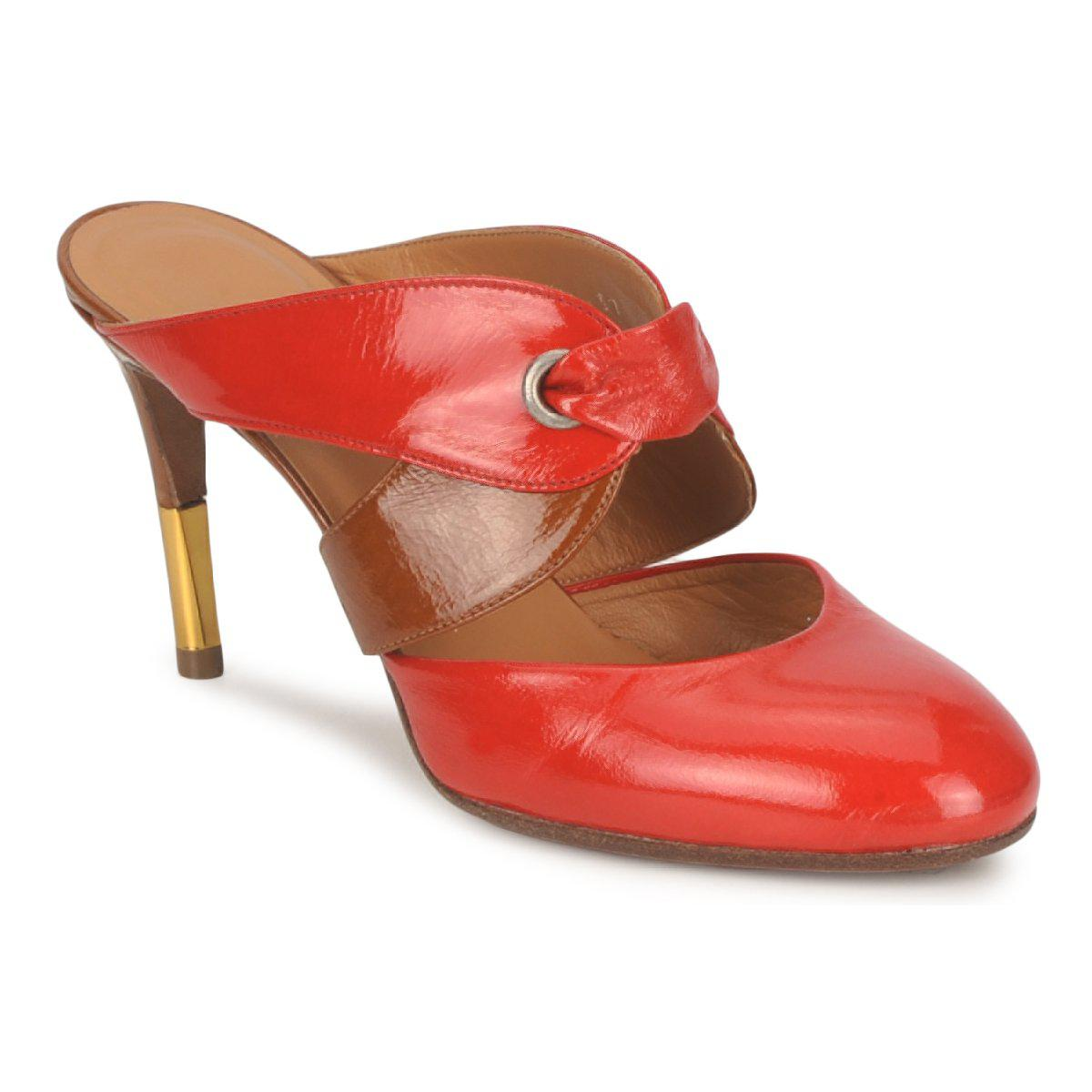 Michel Perry 12693 women's Mules / Casual Shoes in Super kznq24bLN