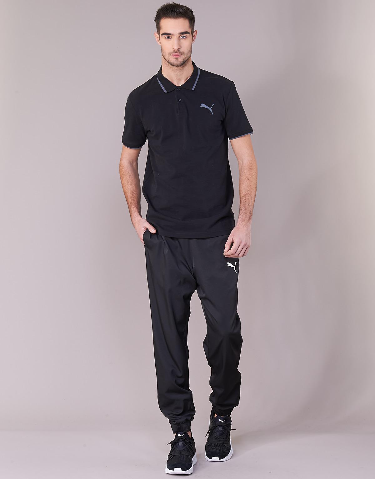 445f7112bc9b7 Lyst - ACTIVE WOVEN PANT hommes Jogging en Noir PUMA pour homme en coloris  Noir - 41.1764705882353 % de réduction
