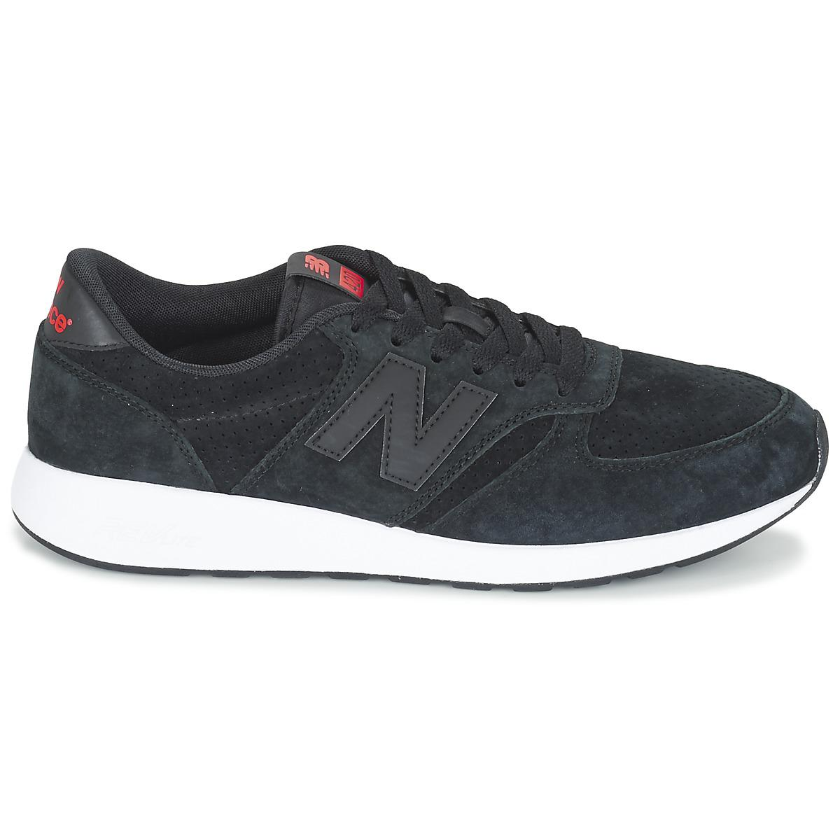 official photos ec056 5dbd2 New Balance Mrl420 Men's Shoes (trainers) In Black in Black ...