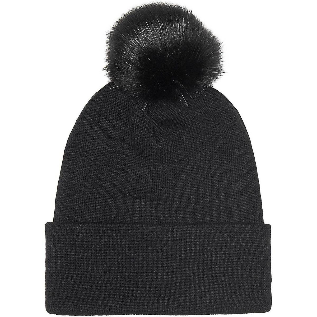 Guess Aw6452 Wol01 Hat Accessories Black Men s Beanie In Black in ... a887c5d75e6