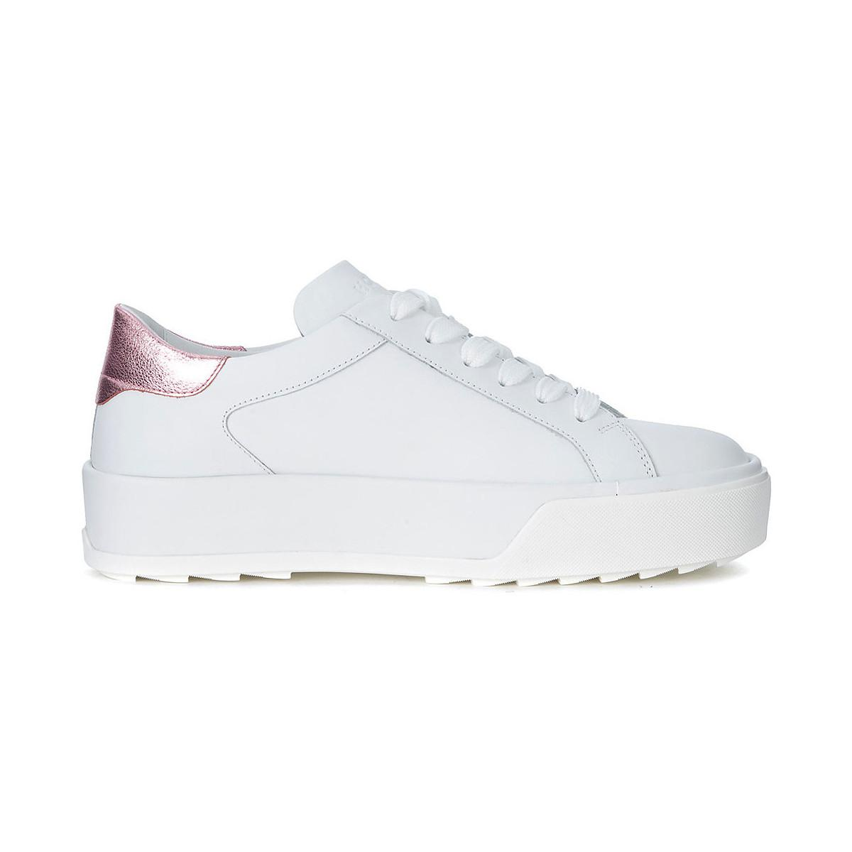 Hogan H320 White Leather And Metal Pink Snaker Genuine Reliable Cheap Online Buy Cheap In China Free Shipping Ebay atgkJ