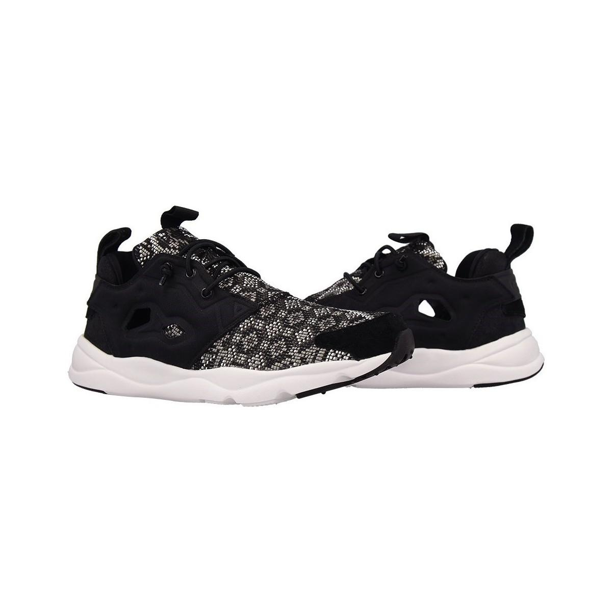 Reebok - Furylite Gt Women s Shoes (trainers) In Black - Lyst. View  fullscreen 63ee7d05f