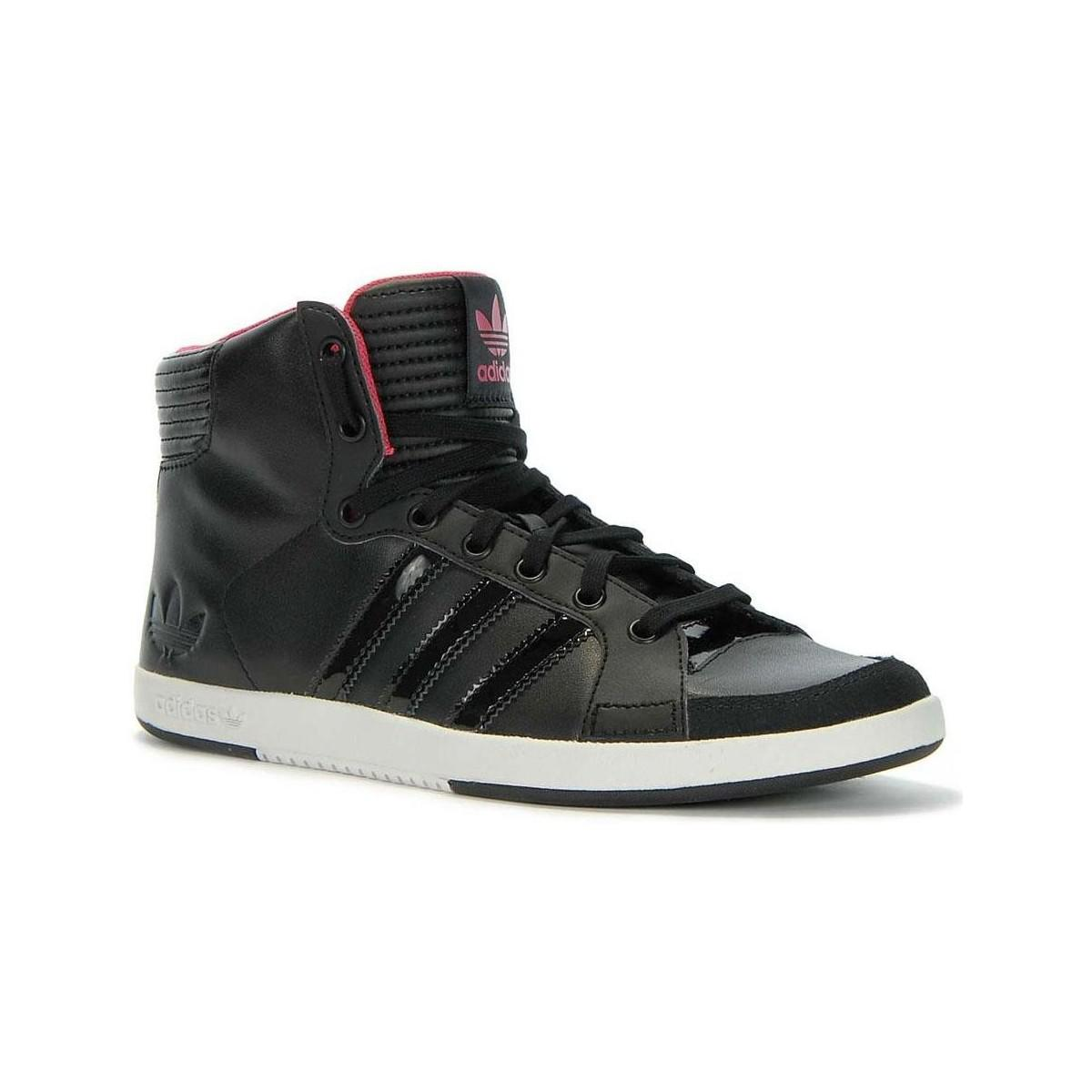 Lyst Adidas Court Side Hallo W Damenschuhe (High-Top-Trainer) In