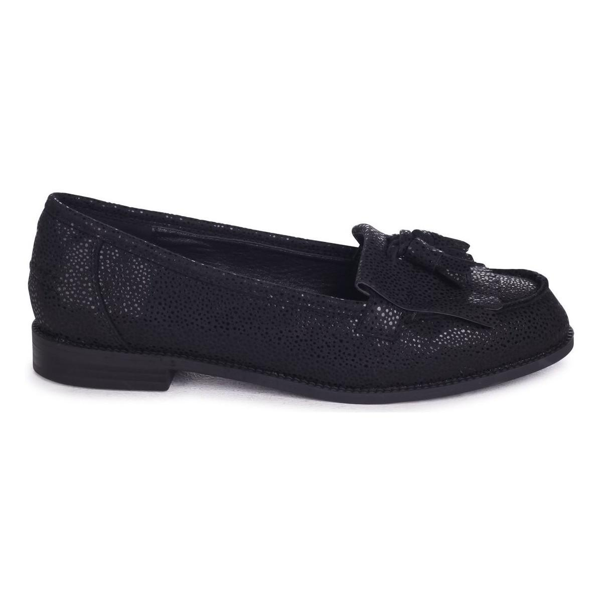 cc16315a0f6 Linzi Rosemary Women s Loafers   Casual Shoes In Black in Black - Lyst