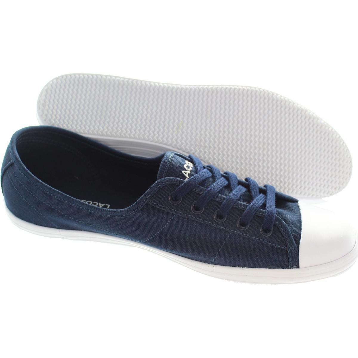 Lyst Lacoste Blau Ziane Damens's Schuhes (trainers) In Blau in Blau Lacoste e04d20