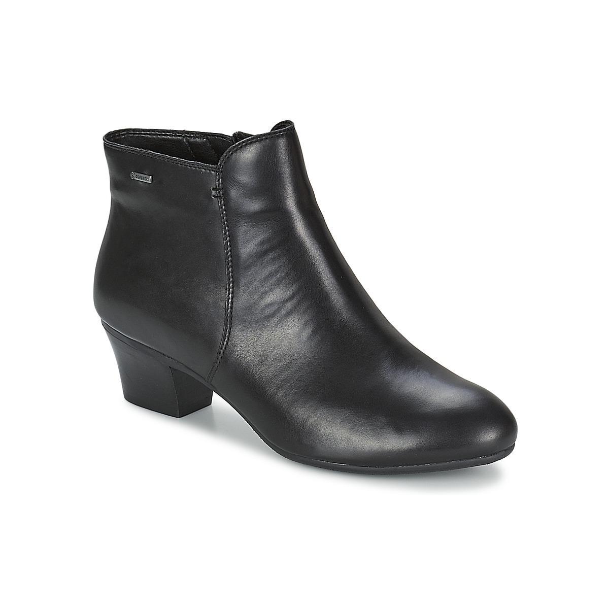 Clarks MELANIE SU GTX women's Low Boots in Outlet Largest Supplier Factory Outlet Sale Online Best Seller For Sale bX4Jl