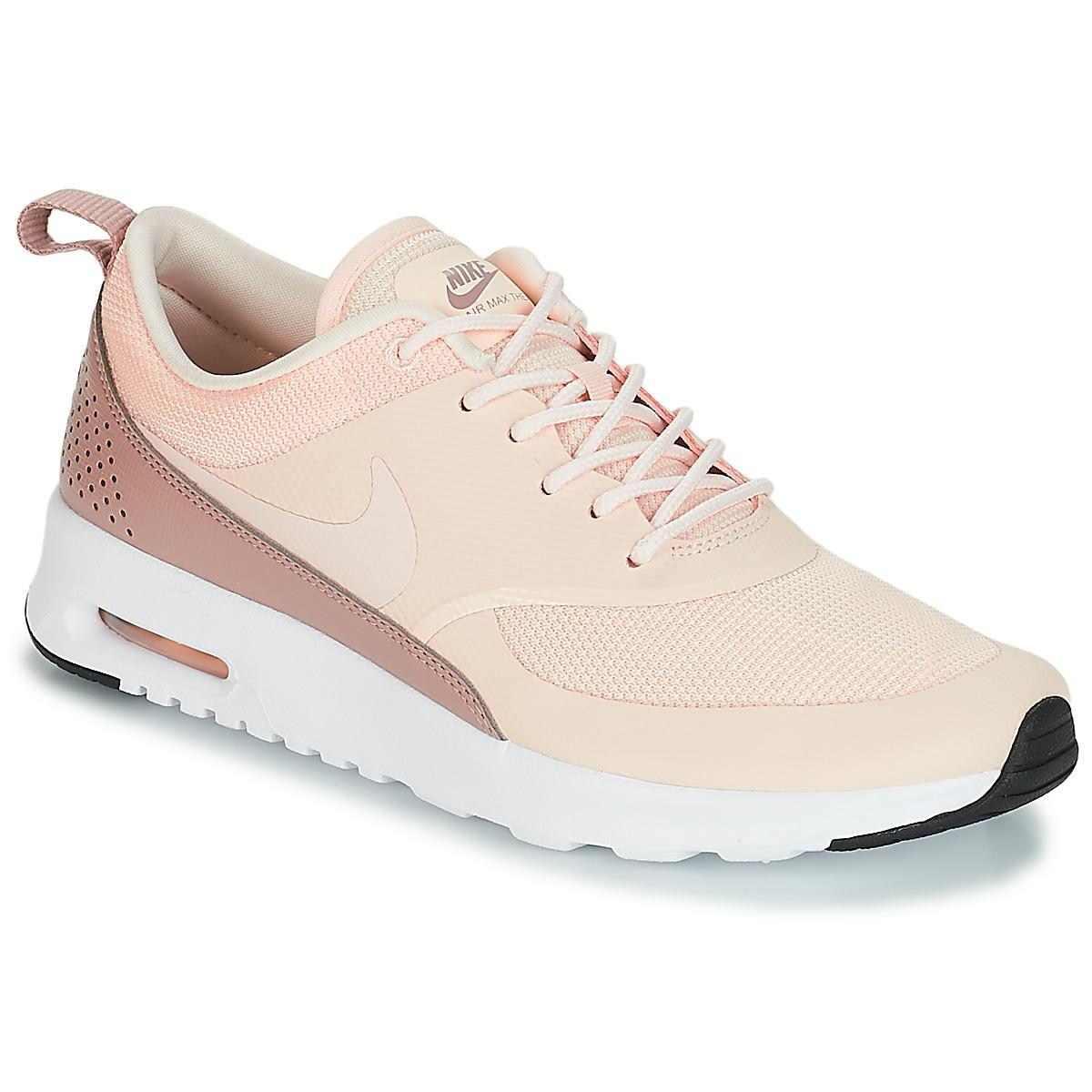 97369987b85 Nike Air Max Thea W Shoes (trainers) in Pink - Lyst