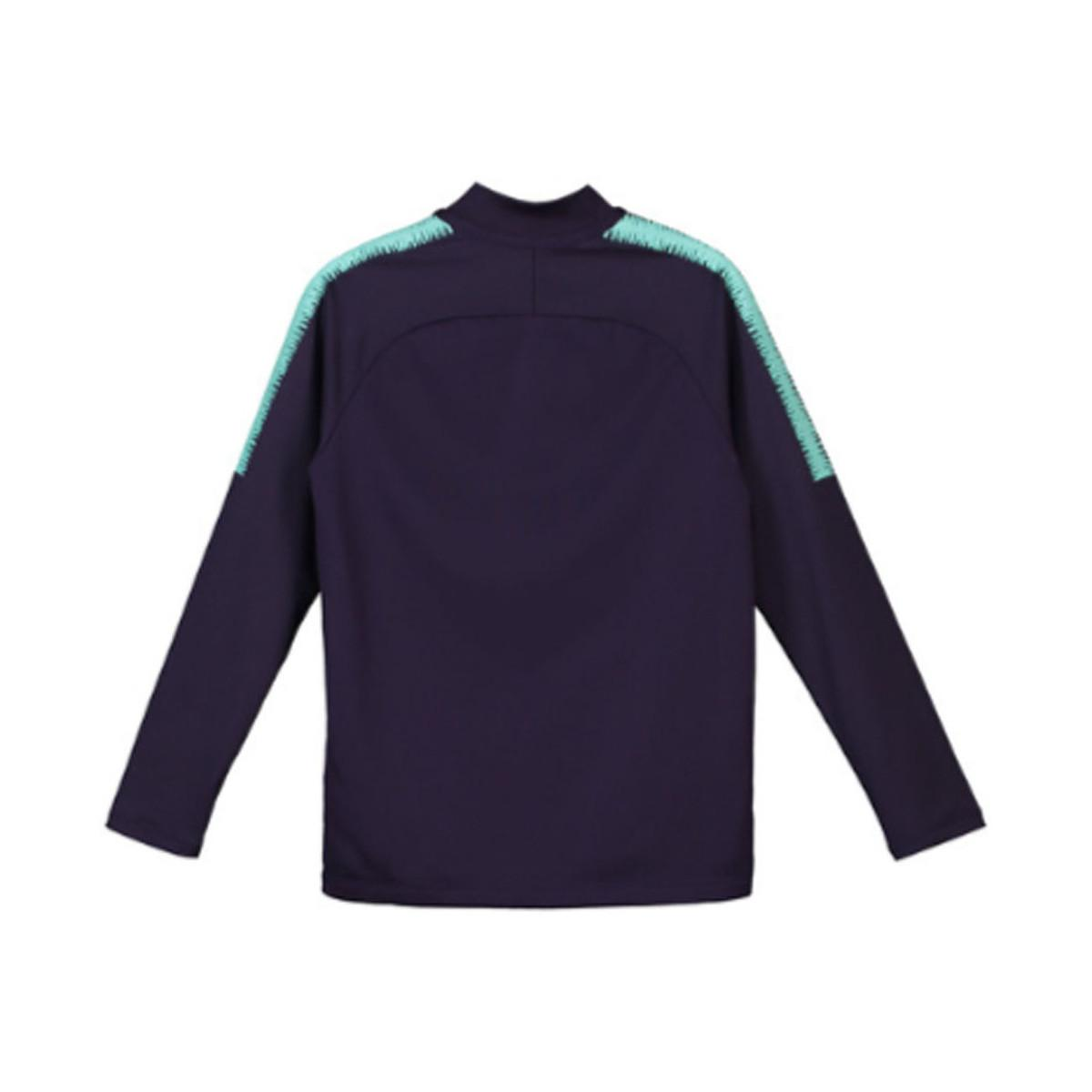8923420270a Nike 2018-2019 Barcelona Drill Training Top ( Dynasty) - Kids Men s ...