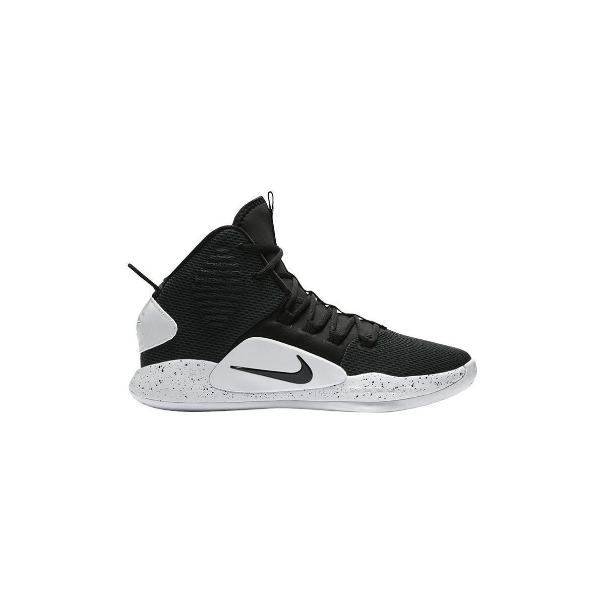 e3814d803e48 Nike Hyperdunk X Men s Shoes (high-top Trainers) In Black in Black ...