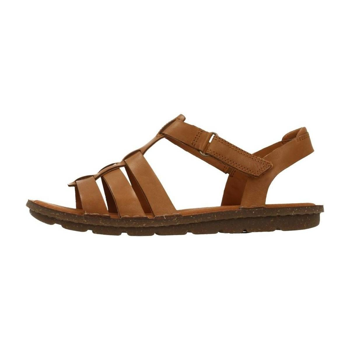 1490ce95bc30 Clarks - Blake Jewel Tan Women s Sandals In Brown - Lyst. View fullscreen