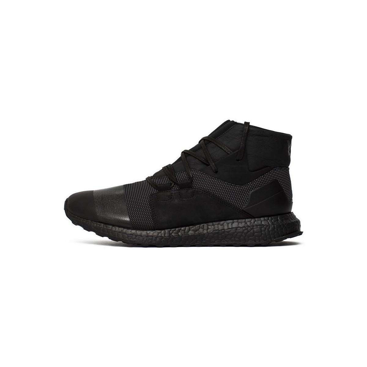 80f19c5cc adidas Y3 Kozoko High Men s Shoes (high-top Trainers) In Black in ...