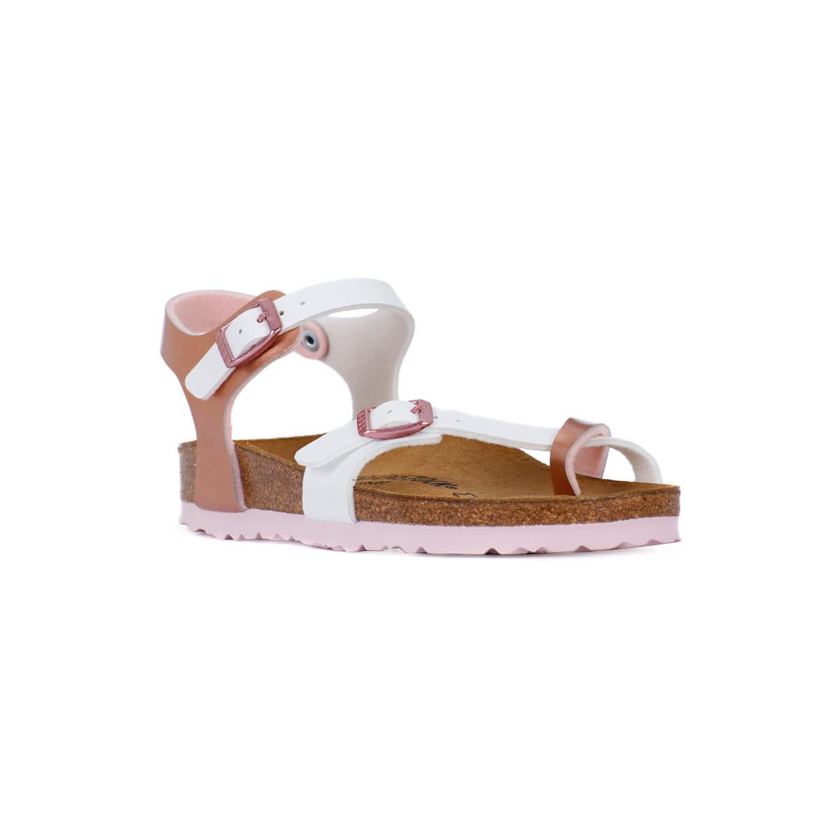 d4fb7863be65 Birkenstock Taormina Soft Women s Mules   Casual Shoes In Pink in ...