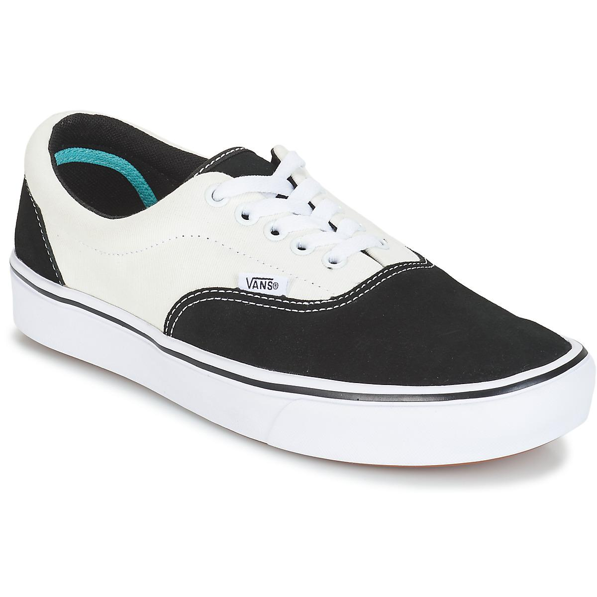 Vans Comfycush Era Men s Shoes (trainers) In Black in Black for Men ... 0a2ddfa68
