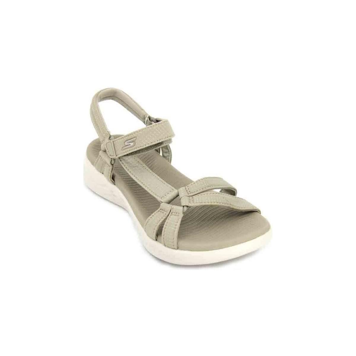 1cc6e2caeec3 Skechers On The Go 600 Brilliancy 15316 Women s Sandals Women s ...