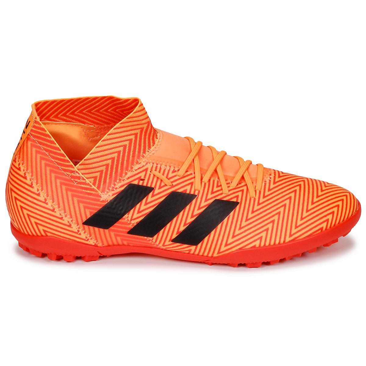 b735b23e7e8a Adidas - Nemeziz Tango 18.3 Tf Men's Football Boots In Orange for Men - Lyst.  View fullscreen
