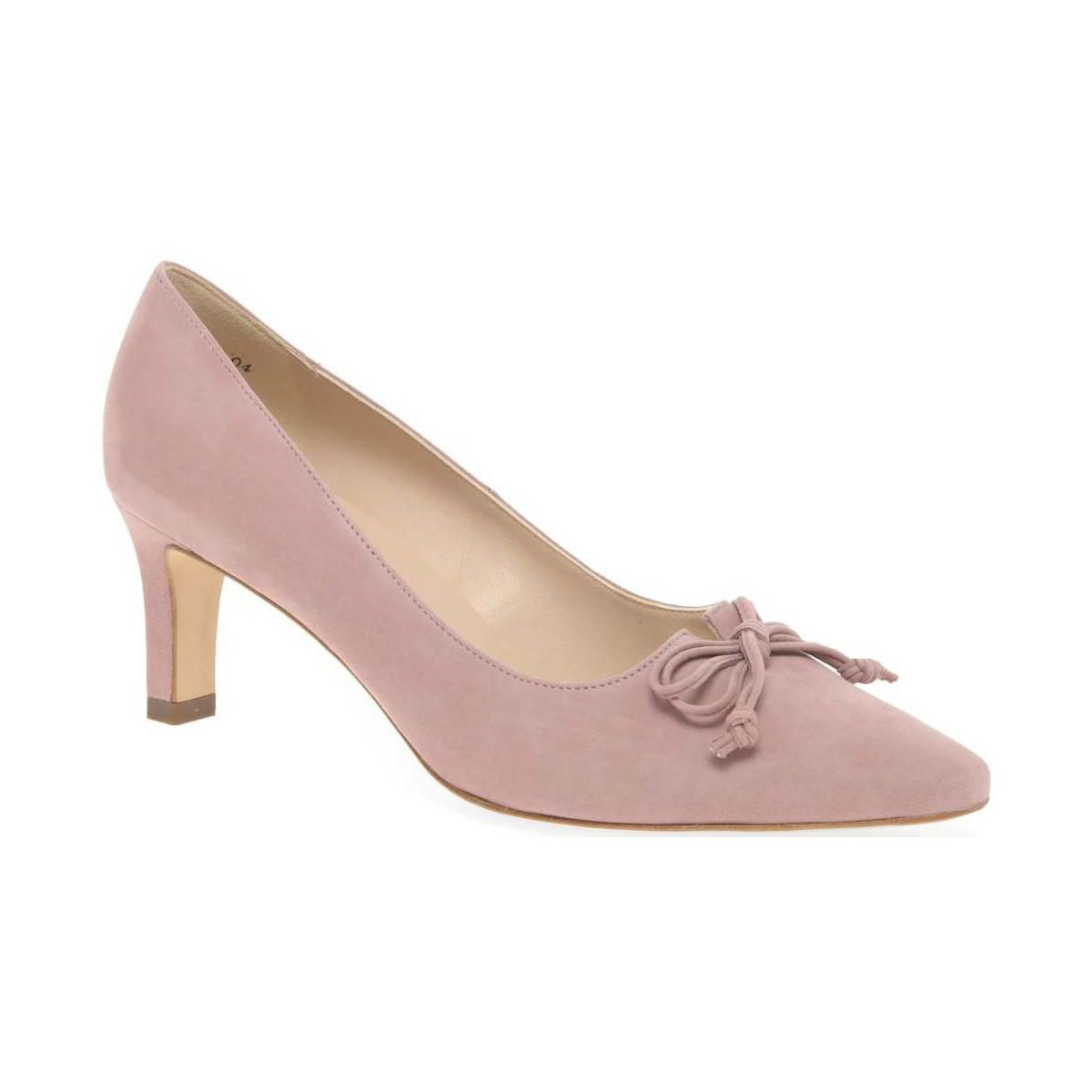 Peter Kaiser. Mizzy Womens Court Shoes Women's Court Shoes In Pink