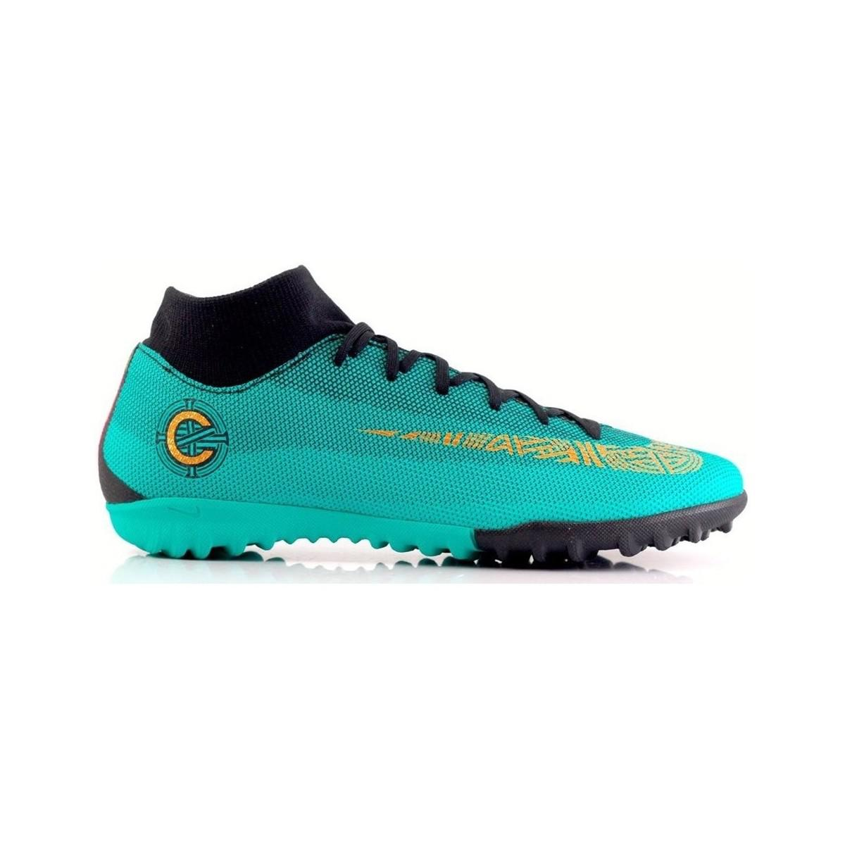 4eba87124 Nike Mercurial Superfly Academy Cr7 Tf Men's In Green in Green for ...