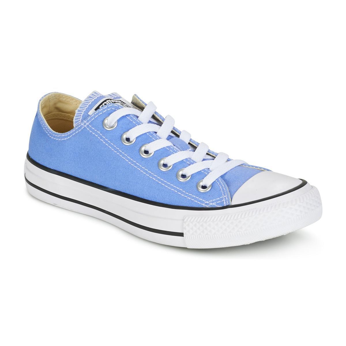 Converse Chuck Taylor All Star Seasonal Color Ox Pioneer Blue Men s ... e49372fa9