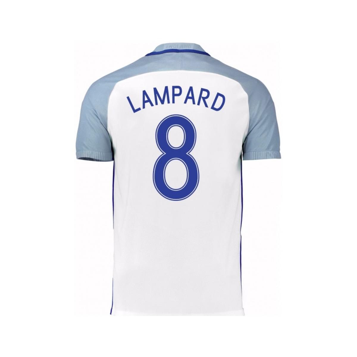 916805c2 Nike 2016-17 England Home Shirt (lampard 8) - Kids Women's T Shirt ...