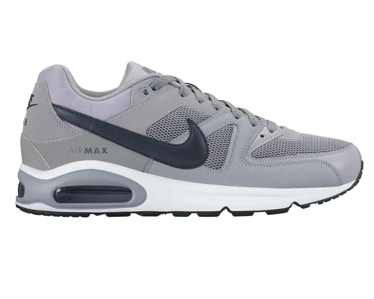 online store afa5a b70ef Nike Air Max Command Grey Trainers in Gray for Men - Lyst