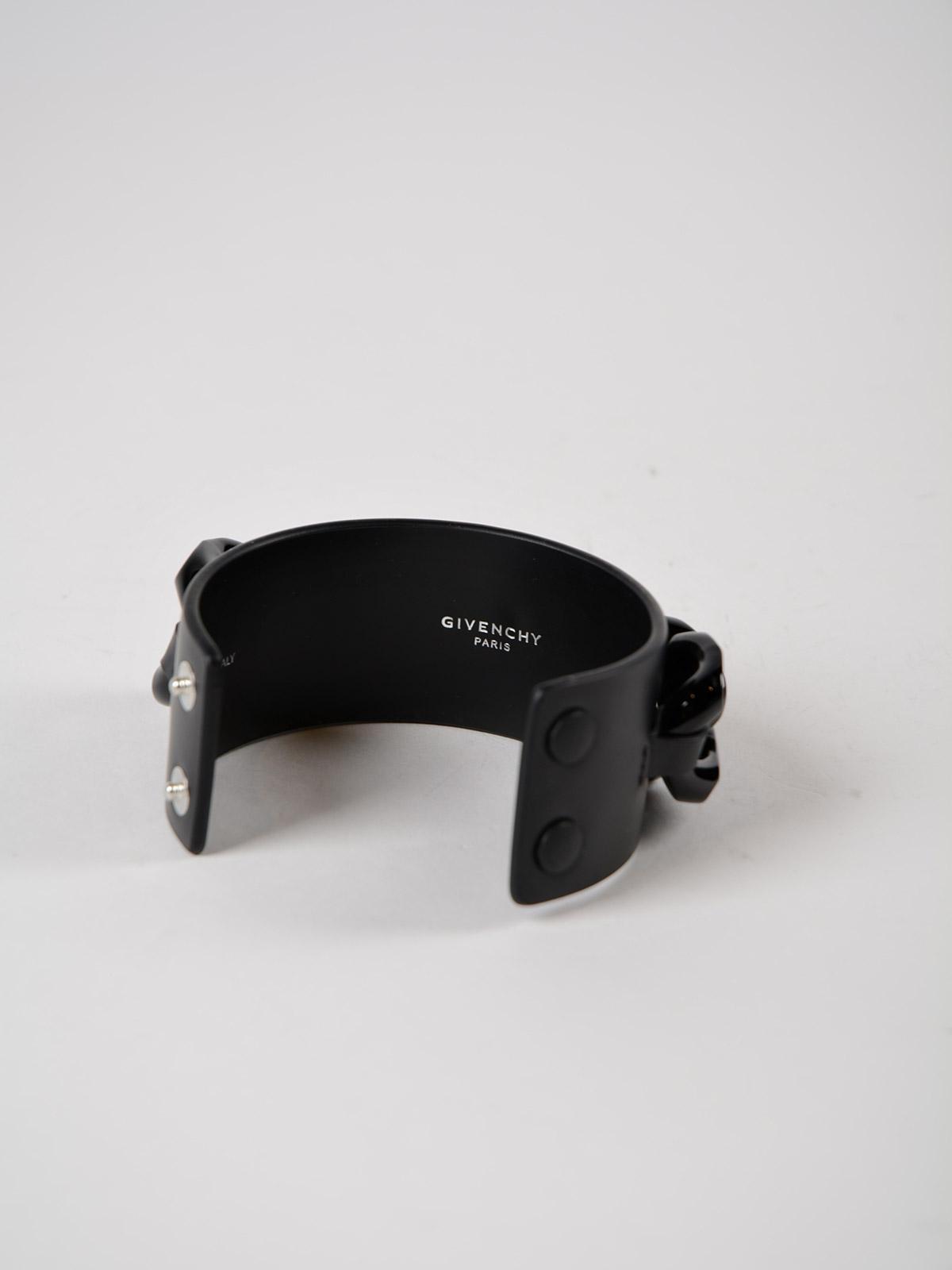 Bracelet Noir Infini Givenchy 7JbxVek