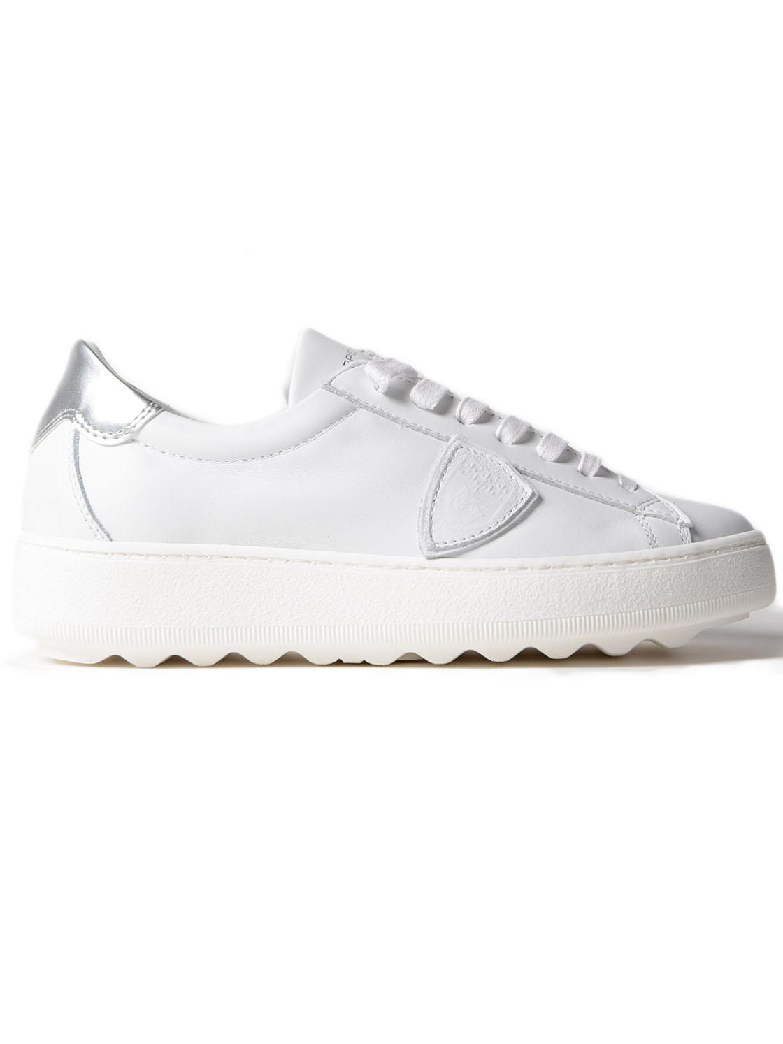 Madeleine low top sneakers - White Philippe Model nt43C4Fm