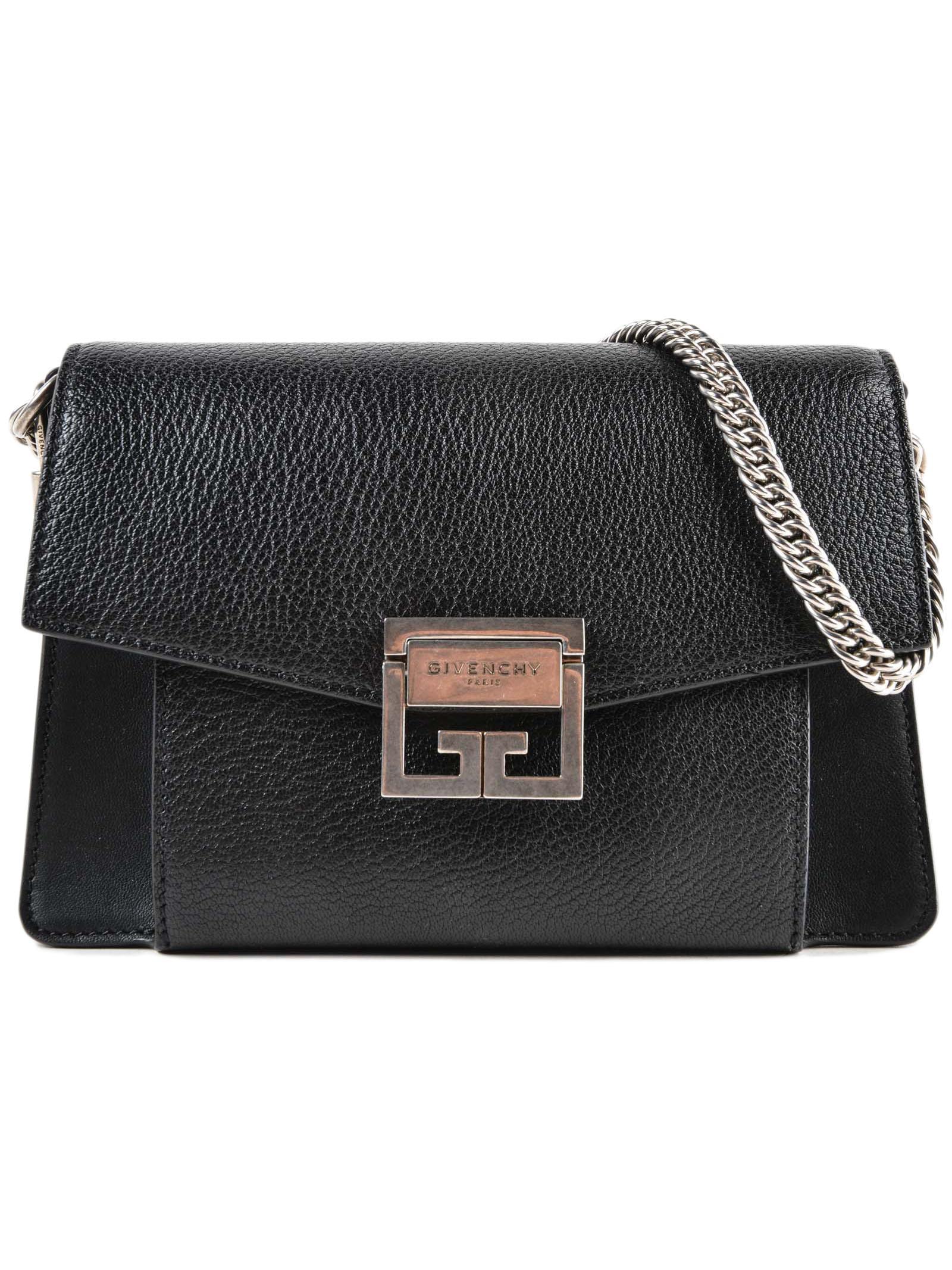 6d2d3221ecba Givenchy - Black Gv3 - Small Bag - Lyst. View fullscreen