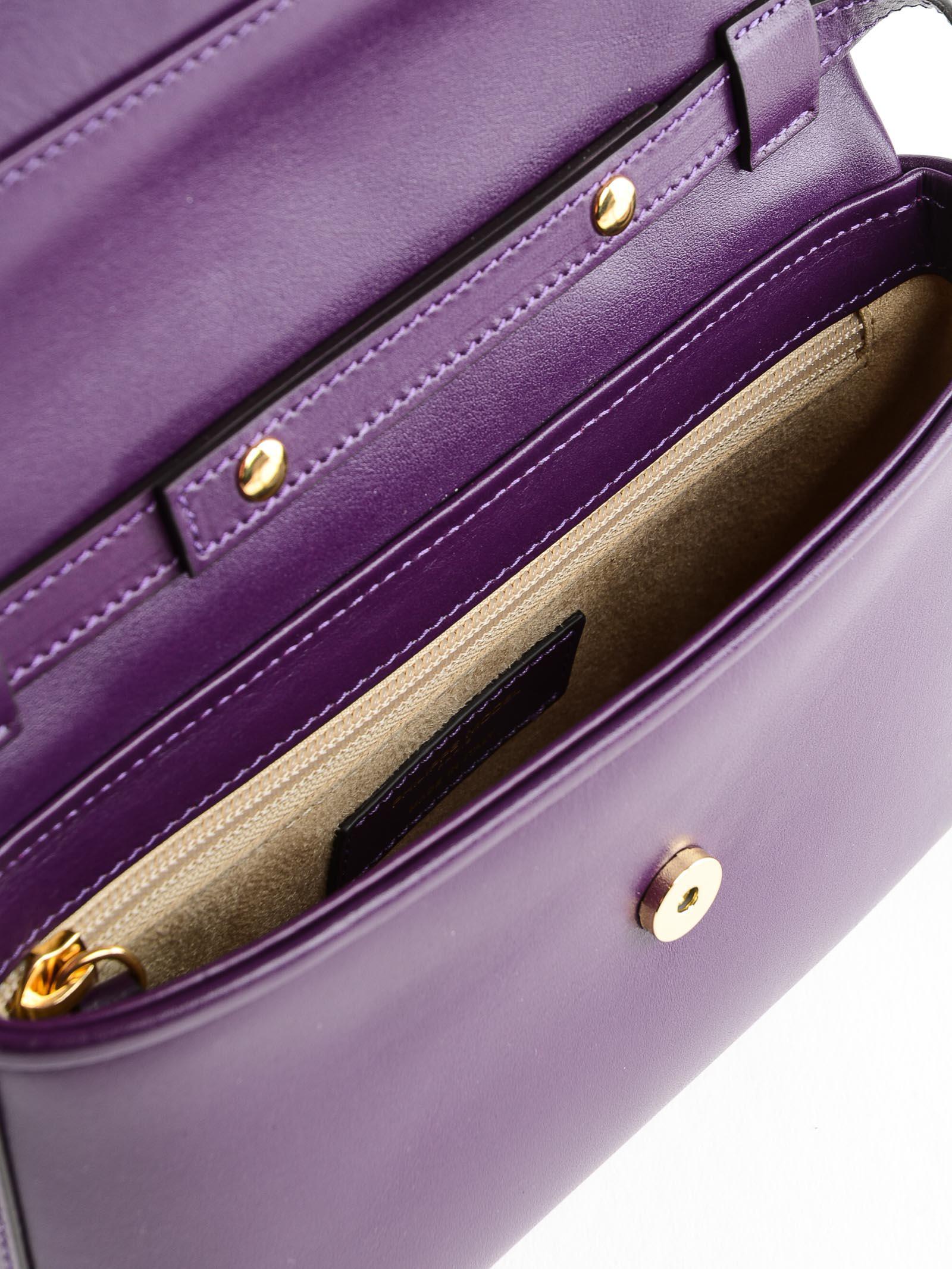 fd5996b3c6c1 Philippe Model - Purple Nancy Bag - Lyst. View fullscreen