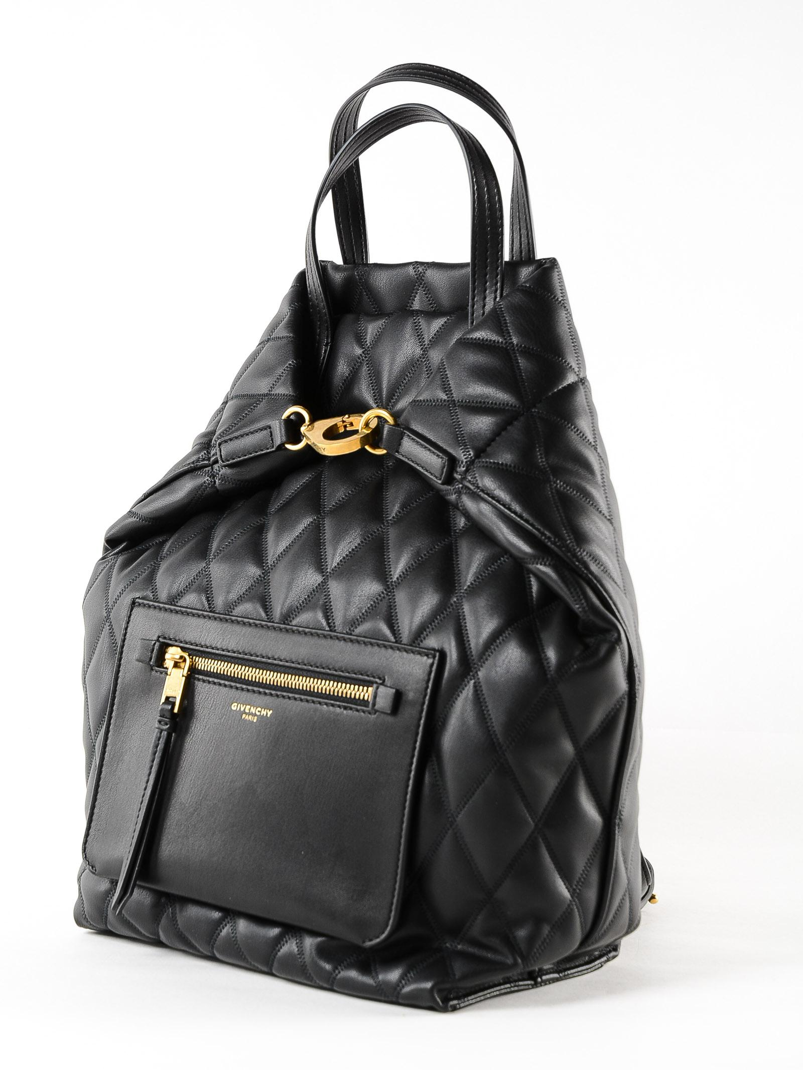 e6fe3ece9b65 Givenchy Duo Backpack in Black - Save 1% - Lyst