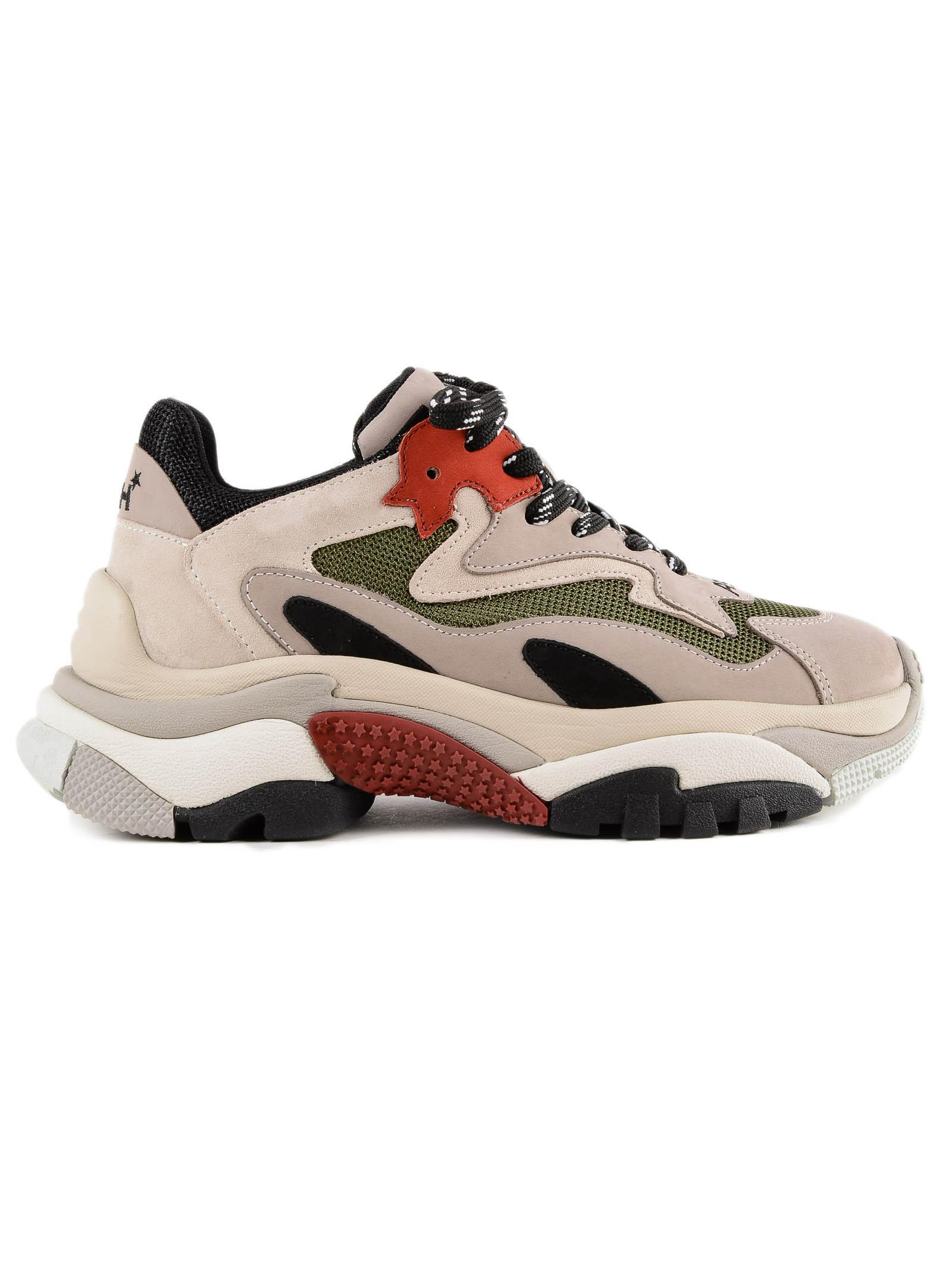 34c43925cfe8 Lyst - Ash Sneakers Nappa Calf in Gray