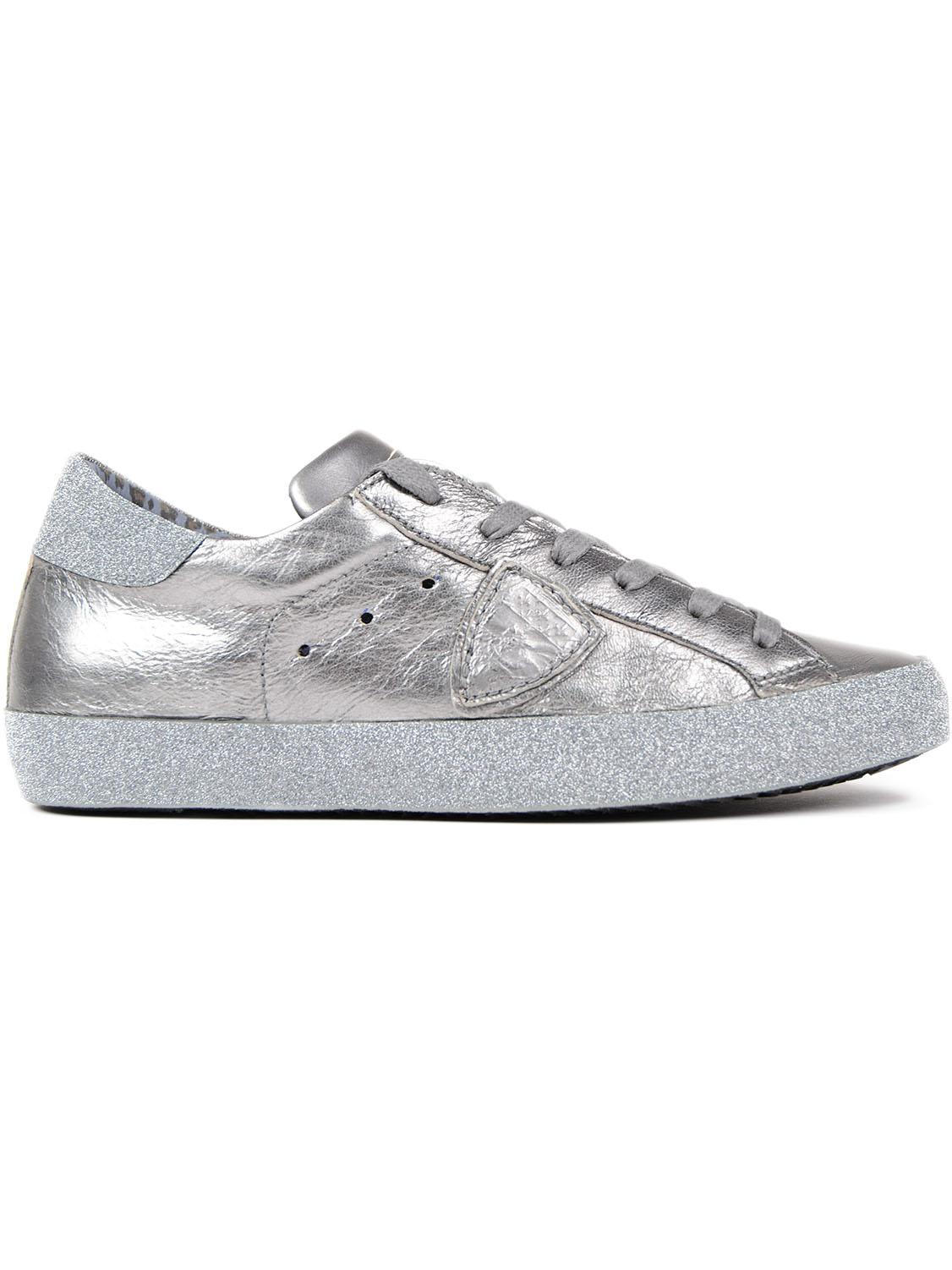 Modèle Philippe Chaussures Glitter Paris - Métalliques SKmg89Bh