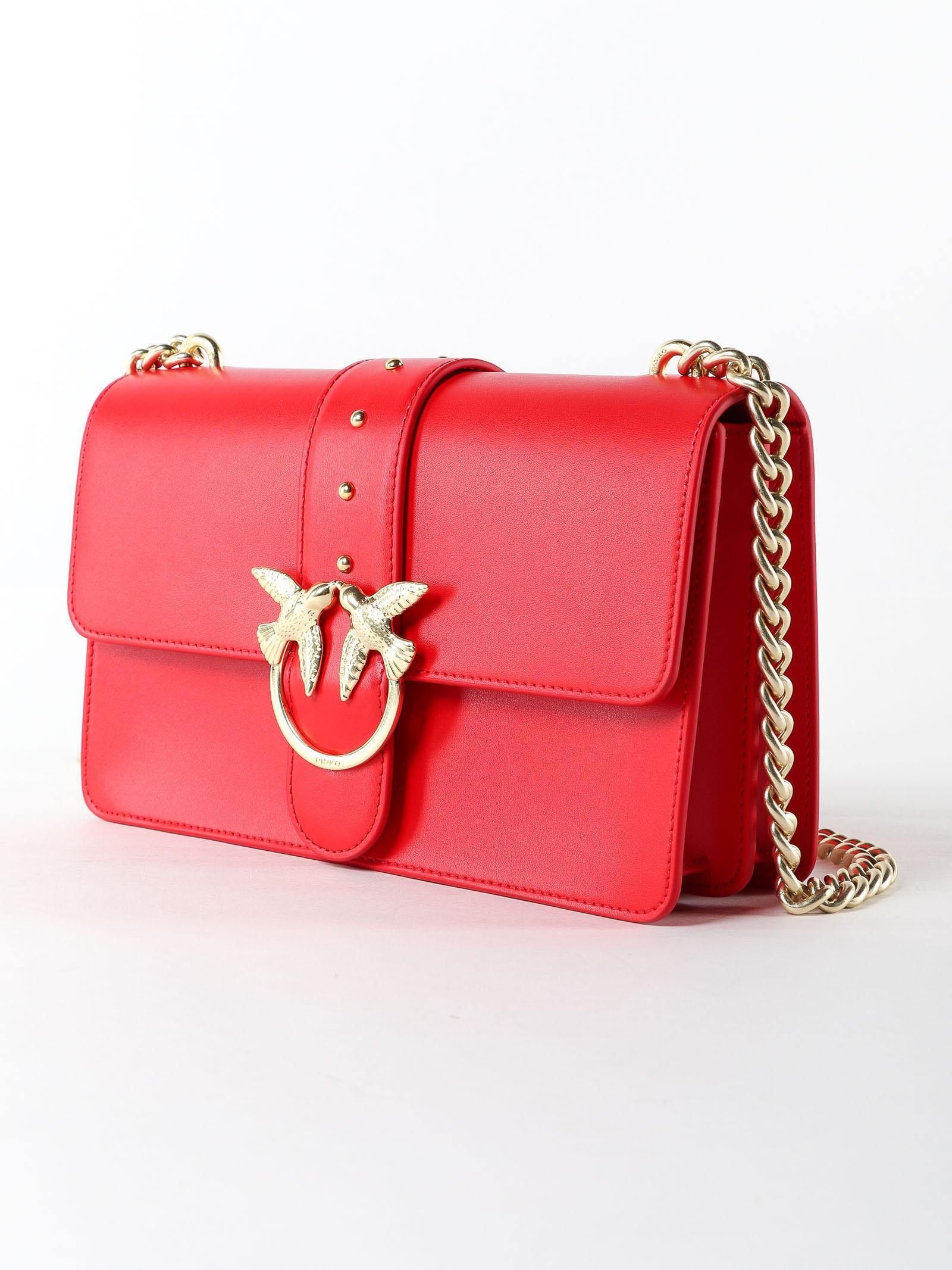 950217a7af8 Pinko Love Simply 8 Bag - Lyst