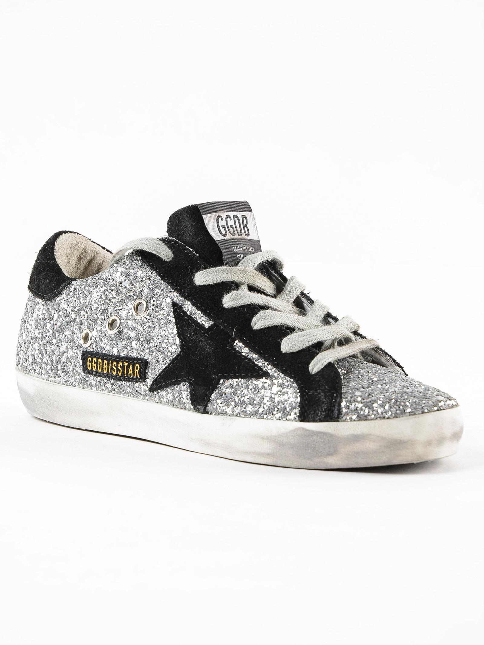 5ac3d9946df5 Lyst - Golden Goose Deluxe Brand Sneakers Superstar in Black