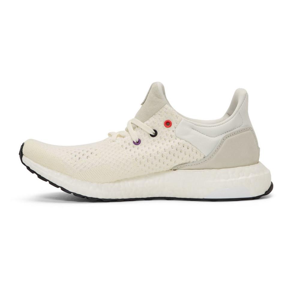 7b740e003 Lyst - adidas Originals Off-white Ultraboost Cbc Sneakers in White ...