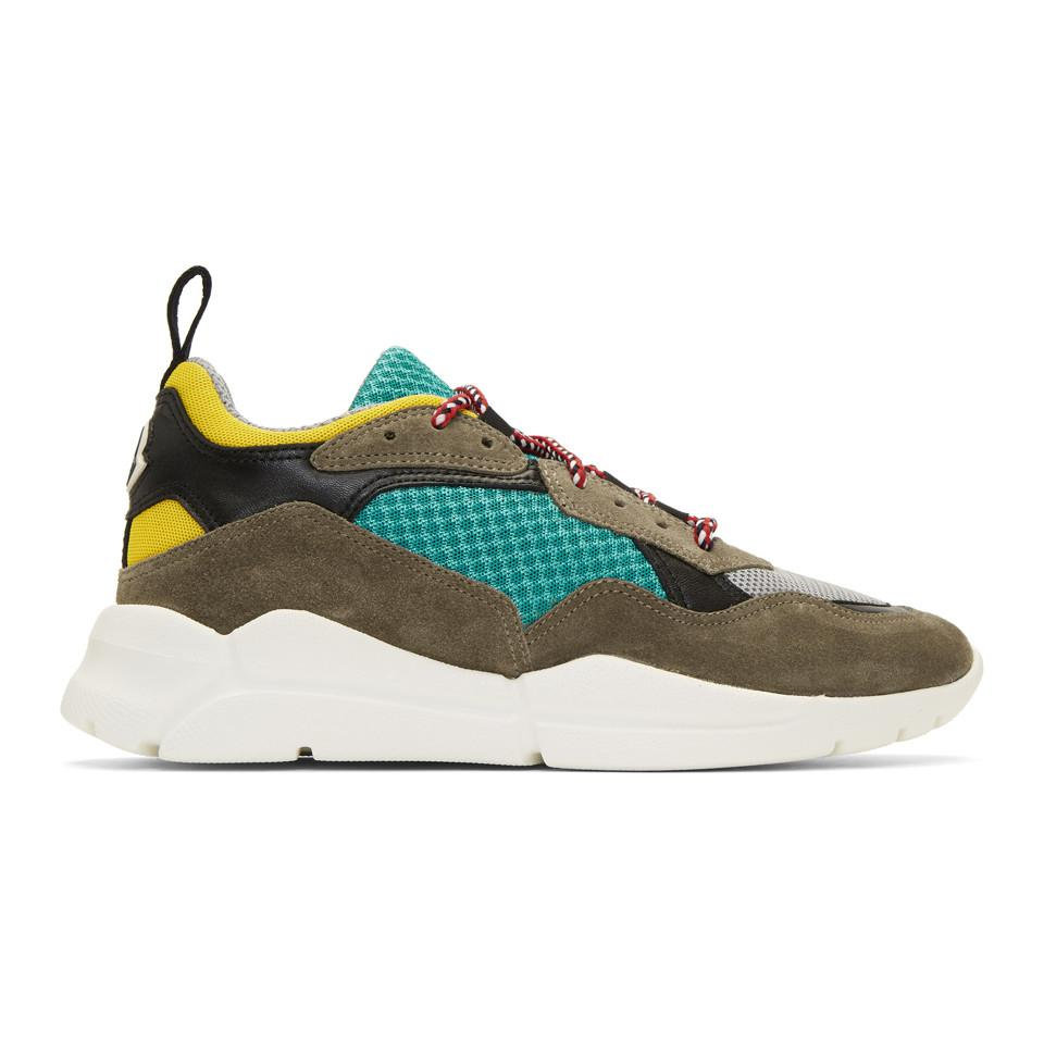 Givenchy Multicolor Calum Sneakers JtJY1rvL