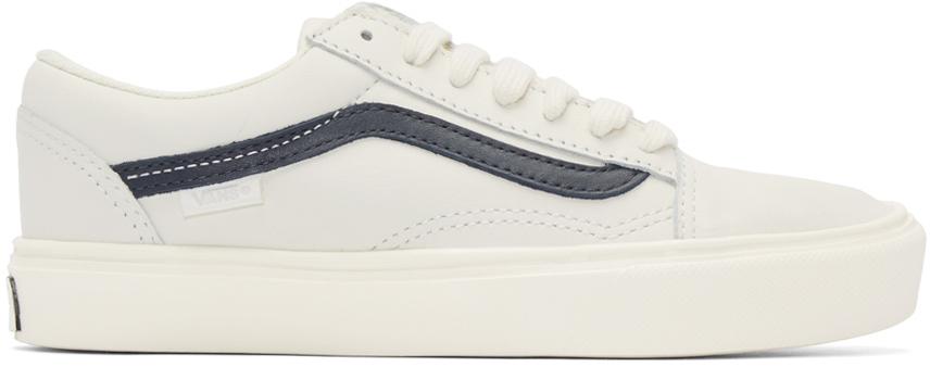 vans skate low white