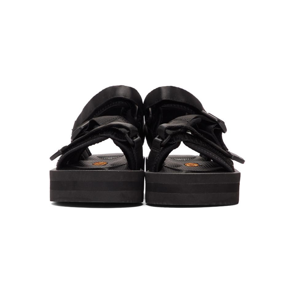 ea359d18ed0 Suicoke - Black Kisee-vpo Sandals for Men - Lyst. View fullscreen