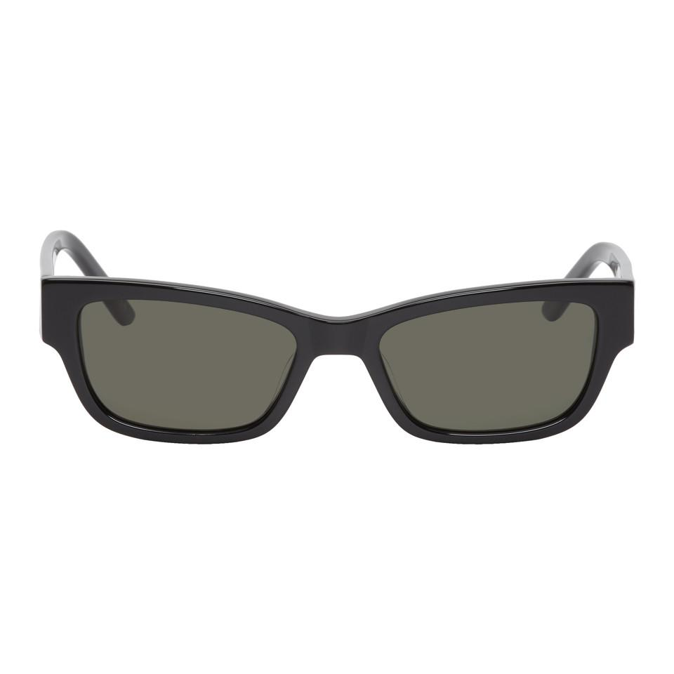 35560dc2bb Lyst - Han Kjobenhavn Black Moon Sunglasses in Black for Men