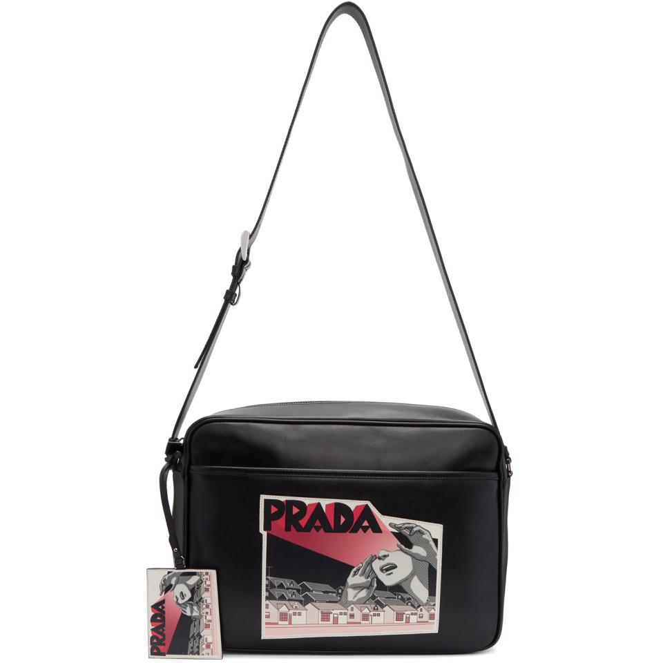 b4b078e225c1bf Gallery. Previously sold at: SSENSE · Women's Leather Messenger Bags ...