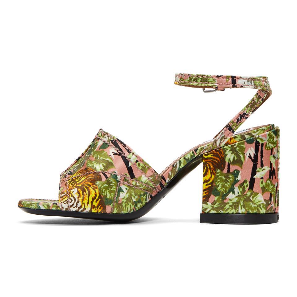 Kenzo Daria Memento Sandals 1OqtR