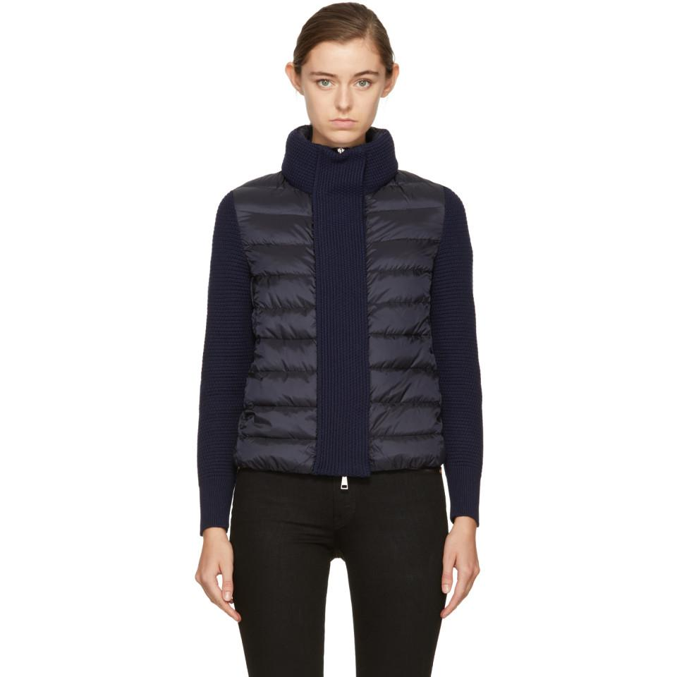 48dc9e4e42d1 shopping moncler lans jacket black ink fad43 d6c59