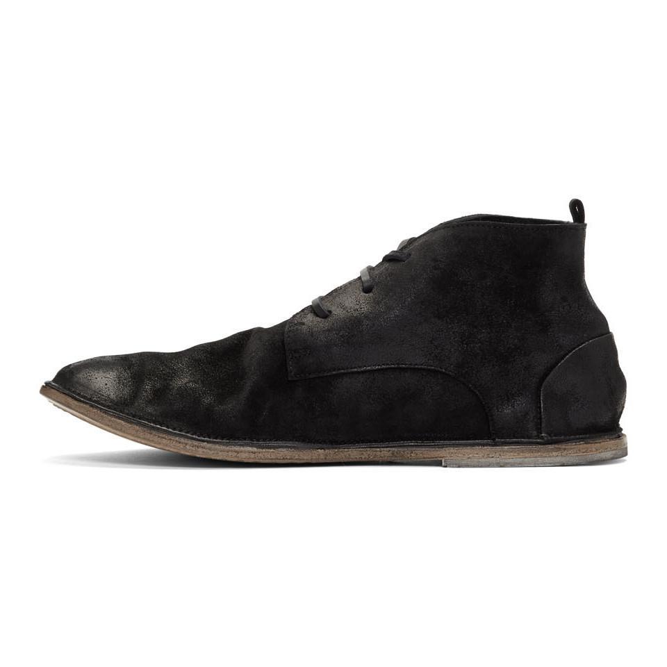 MARSèLL Suede Strasasacco Desert Boots vZuj87T