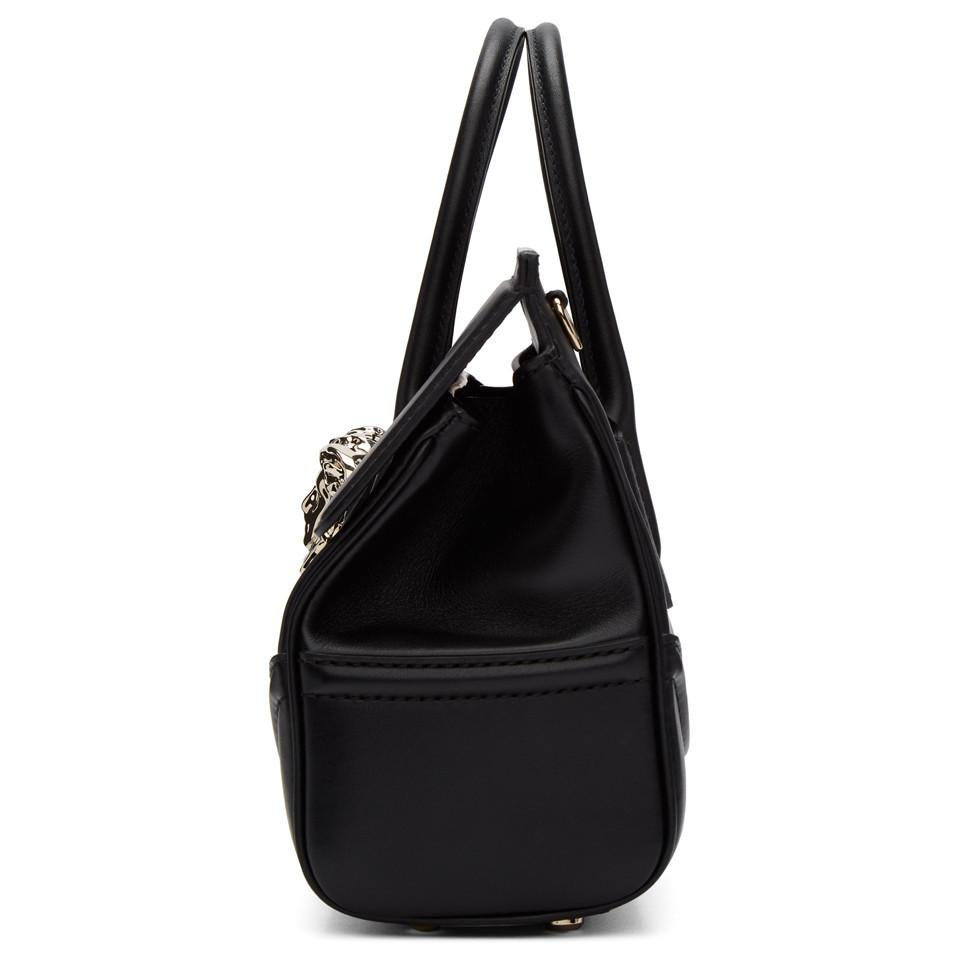 1f1d479f825e Versace - Black Medium Medusa Palazzo Bag - Lyst. View fullscreen