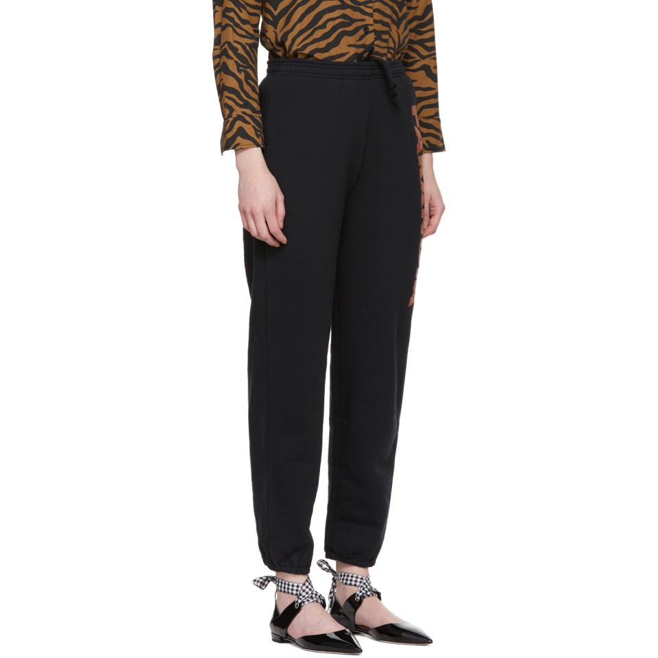 Buy Cheap Fast Delivery Black Paranoia Lounge Pants Ashley Williams In China Cheap Price Cheap Limited Edition Sale Official Site 2018 Unisex nDwZLyhbR