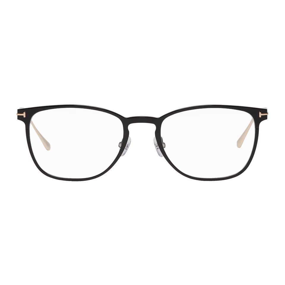 0da1daea978 Lyst - Tom Ford Black 5483 Glasses for Men