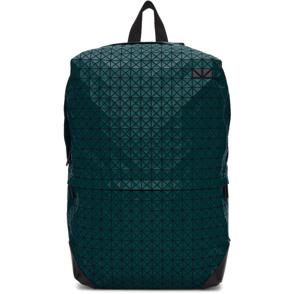 33248b739f99 Bao Bao Issey Miyake Green Large Liner Backpack in Green for Men - Lyst