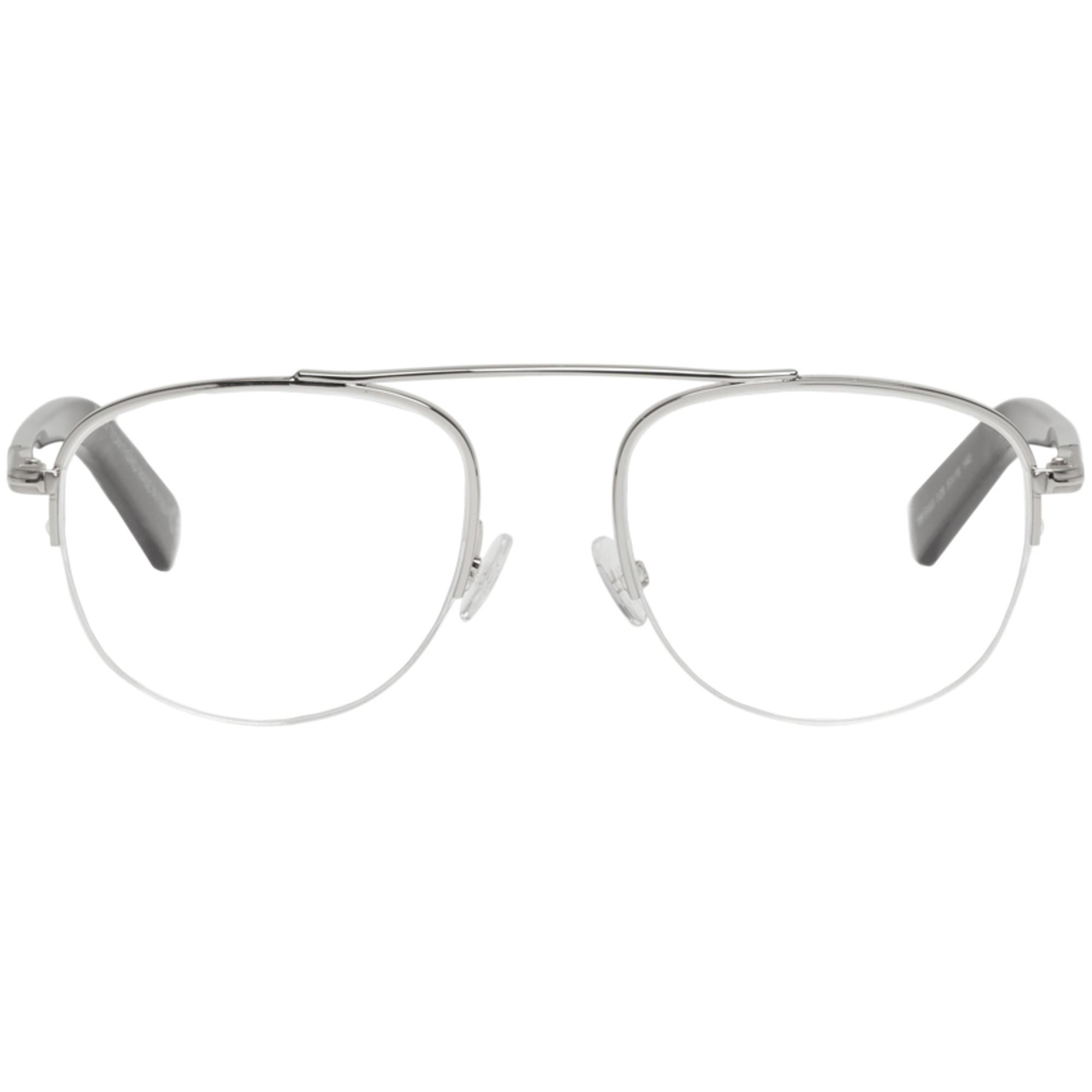 7c759b84bfe Lyst - Tom Ford Gold Ft 5450 Aviator Glasses in Metallic for Men