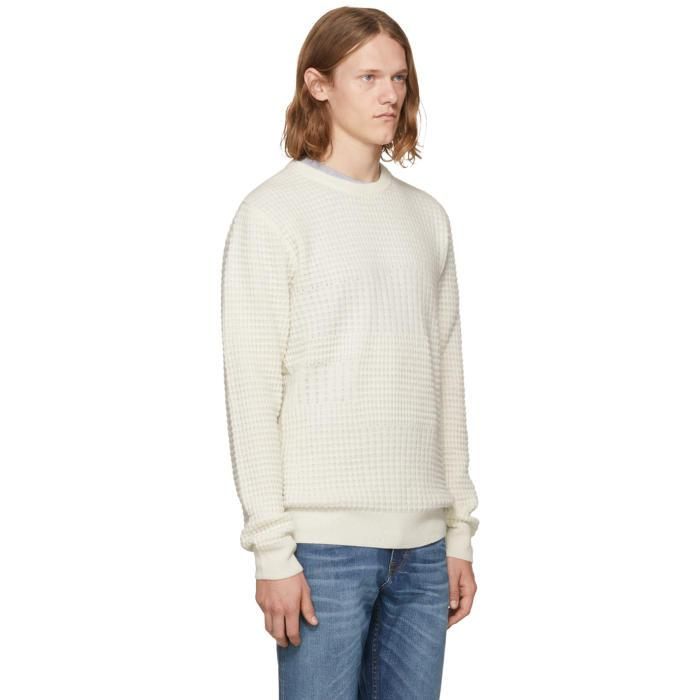 Visit New For Sale Latest Discount Off-White Rute Sweater Tiger Of Sweden Outlet Best Wholesale H0ZaoXd8